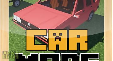 Mods cars for mcpe