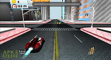 Terminal speed racing 3d