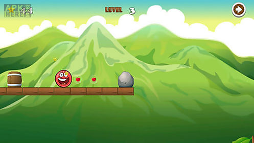 bossy red ball 4
