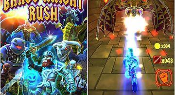 Brave knight rush
