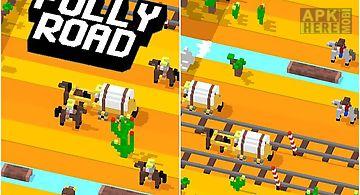 Folly road: crossy