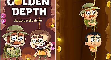 Golden depth: the deeper the ric..