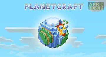Planet ?raft