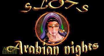 Slots: arabian nights