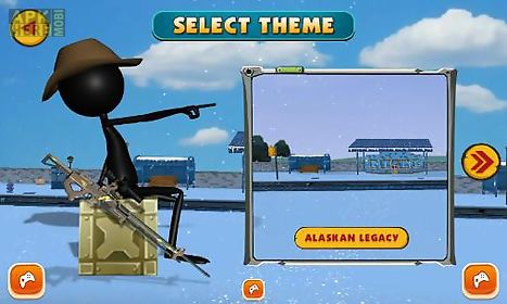 sniper: assassin 3d stickman