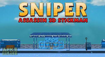 Sniper: assassin 3d stickman