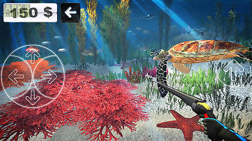 Spearfishing 3d for Android free download at Apk Here store