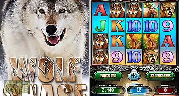 Wolf chase slots