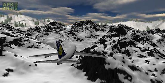 flight airplane