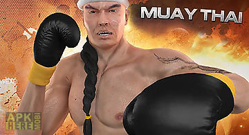 Muay thai: fighting clash