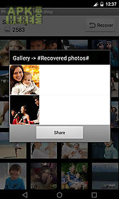 photo recovery workshop