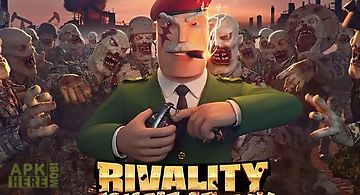 Rivality: zombie attack