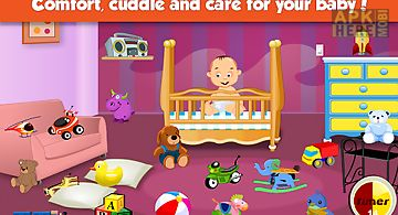 Supermom - baby care game