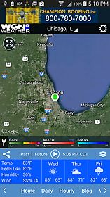 Wgn weather for Android free download at Apk Here store