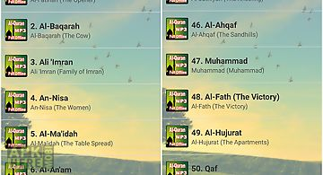 Al quran audio full offline for Android free download at Apk