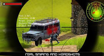 Black ops sniper strike