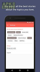 No strings attached app android