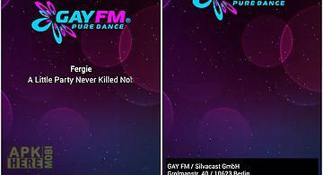 Gay fm - pure dance