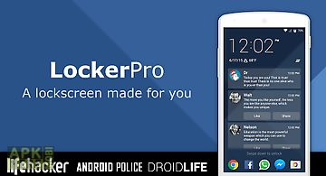 Lockerpro lockscreen free
