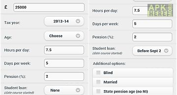 Salarybot Salary Calculator  Salary Calculator