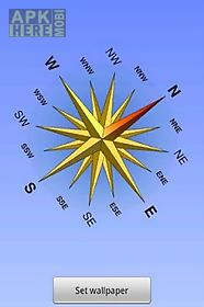 Compass Live Wallpaper For Android Free Download At Apk Here Store