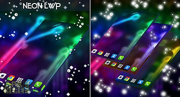 Neon lwp Live Wallpaper