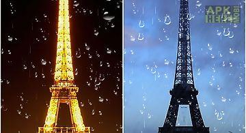 Rainy paris  pro Live Wallpaper