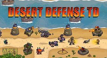 Desert defense td