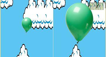 Fill the balloon