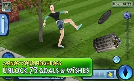 The sims 3 for Android free download at Apk Here store - Apktidy com