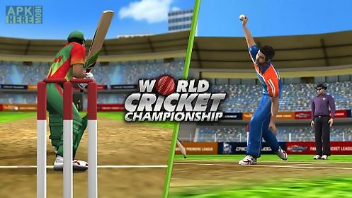 ICC Pro Cricket game এর ছবি ফলাফল