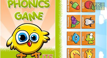 Kids abc phonics game lite