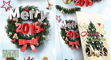 Merry christmas 2016 go theme