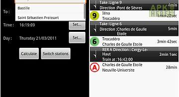 Metro (paris underground)