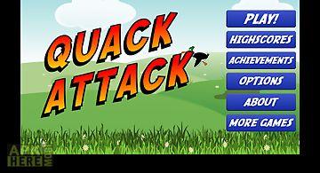 Quack attack free duck hunt