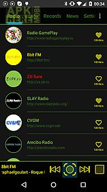 8-bit radio for Android free download at Apk Here store - Apktidy com