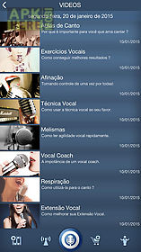 aula canto