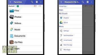 Bluetooth file share