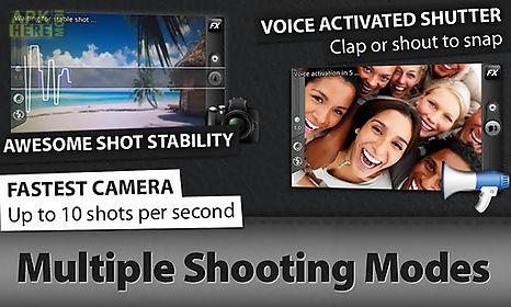 camera zoom fx buddies request