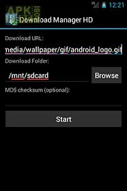 download manager hd