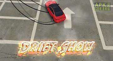 Drift show