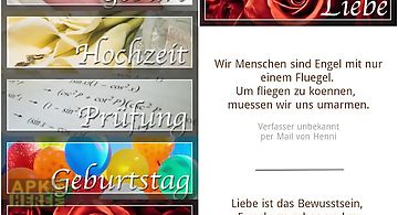 Sprueche (german only)