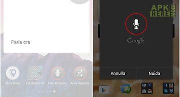 Start voice recognition