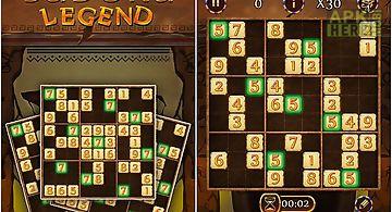 Sudoku: legend of puzzle