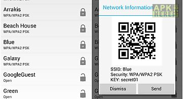 Wifi key recovery [root]