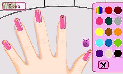 a-list girl ★ nail salon