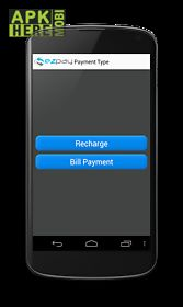 mobile recharge/utility bills