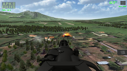 Chinook helicopter flight sim for Android free download at