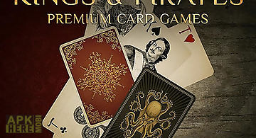 Kings and pirates: premium card ..