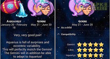 Love horoscope match